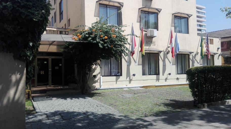 Hotel Maria Angola, Santiago