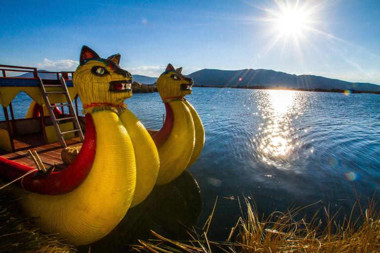 Uros Qhota Uta Lodge, Lago Titicaca