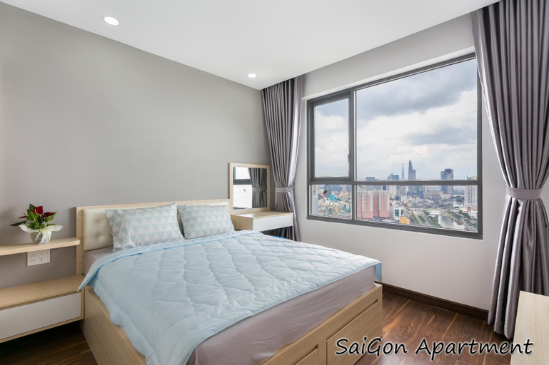 The Gold View 1 Bedroom Apartment, Quận 4
