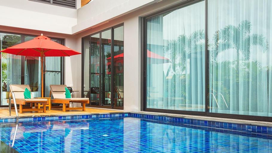 2 Bedrooms + 2 Bathrooms Villa in Rawai - 66538788, Pulau Phuket