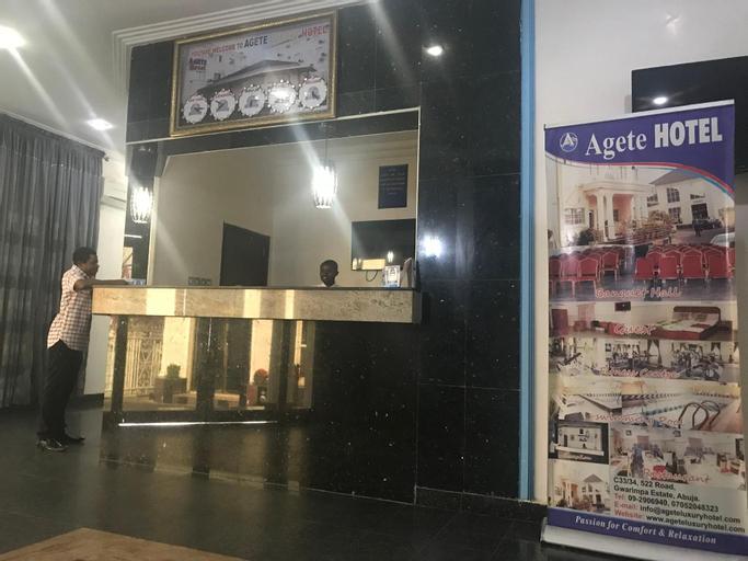 Agete Hotel, AbujaMun