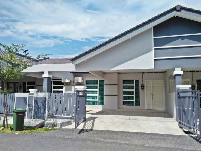 Achutra Guesthouse, Kota Melaka
