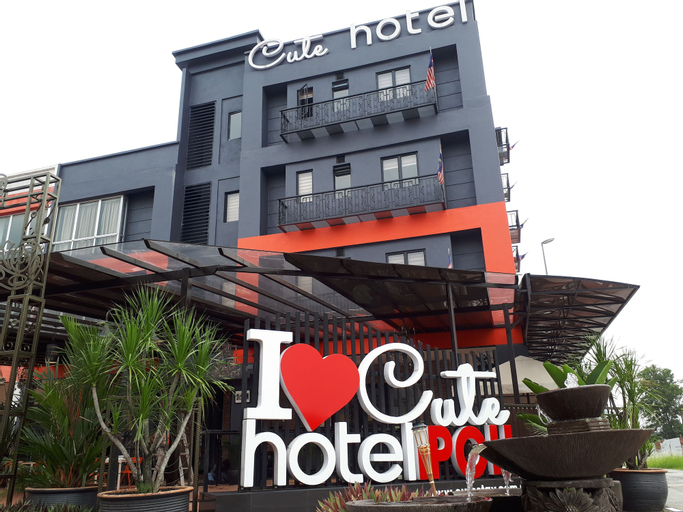 Cute Hotel & Dorms Ipoh - Hostel, Kinta