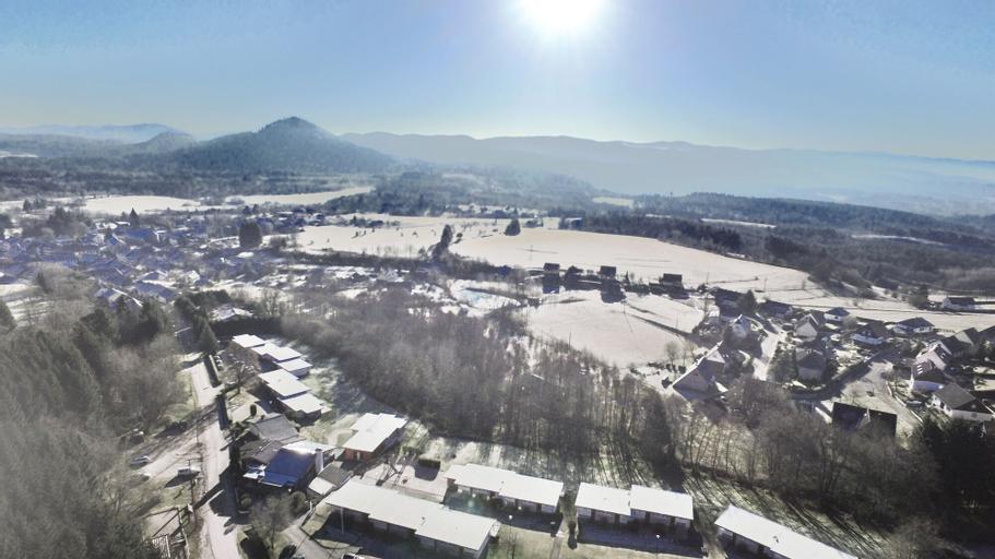 VVF Villages « Les Fontaines des Vosges » Saales, Bas-Rhin