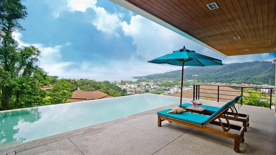 3 Bedrooms + 3 Bathrooms Villa in Kamala - 29460615, Pulau Phuket
