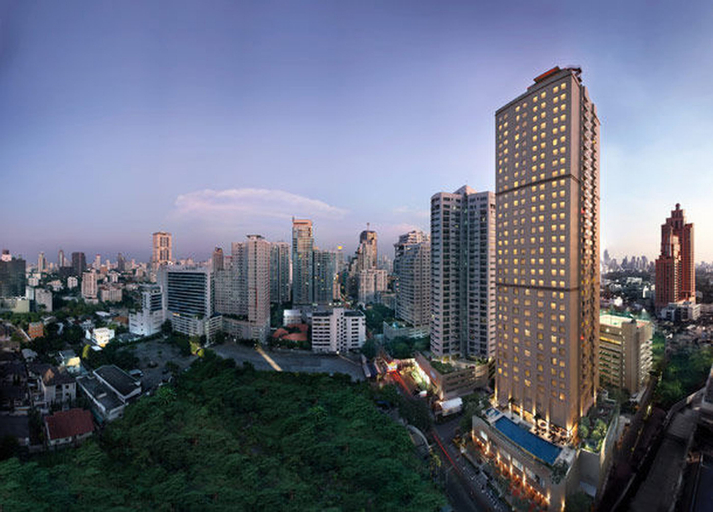 Sukhumvit Park, Bangkok - Marriott Executive Apartments, Khlong Toey
