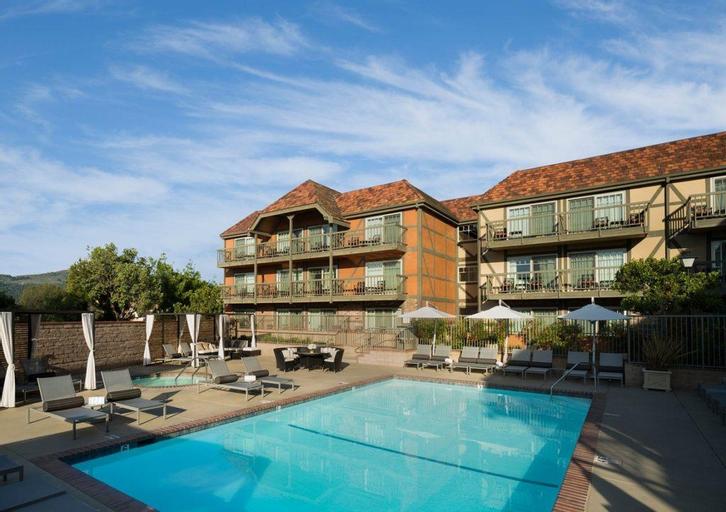 Hotel Corque, Santa Barbara