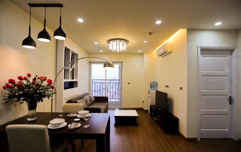 Poonsa Serviced Apartment, Cầu Giấy