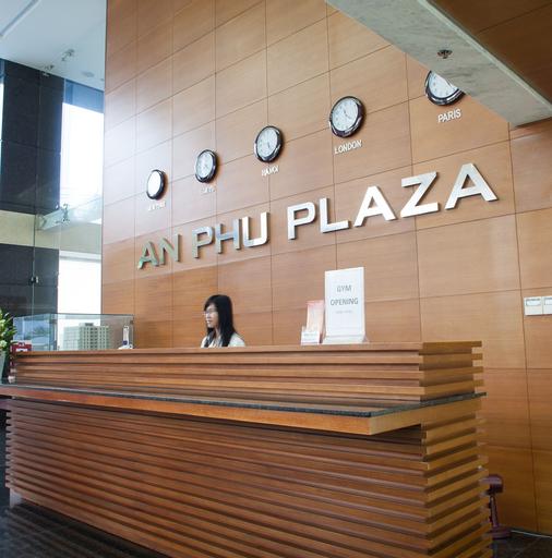 An Phu Plaza Serviced Apartment, Quận 3