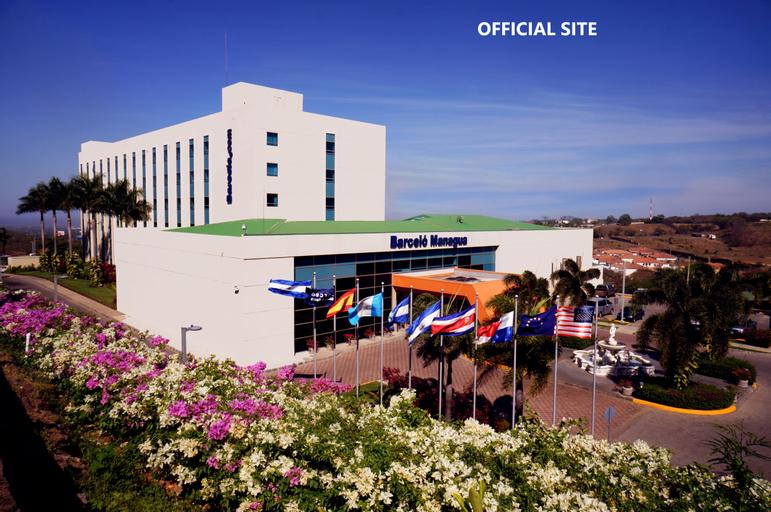 Hotel Villa Fontana Managua, Managua