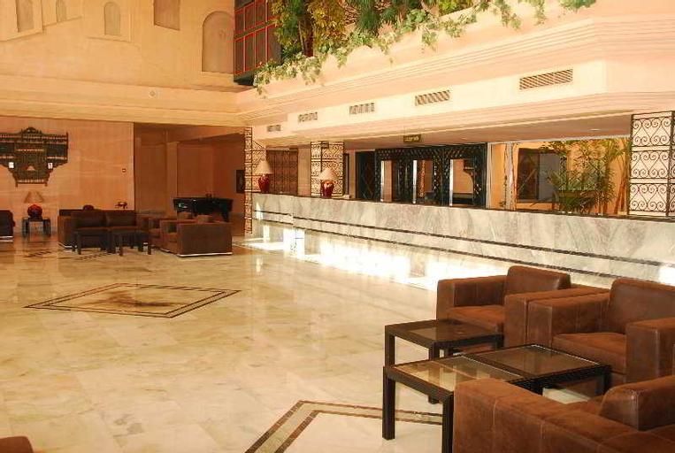 Hotel Byblos, Hammamet