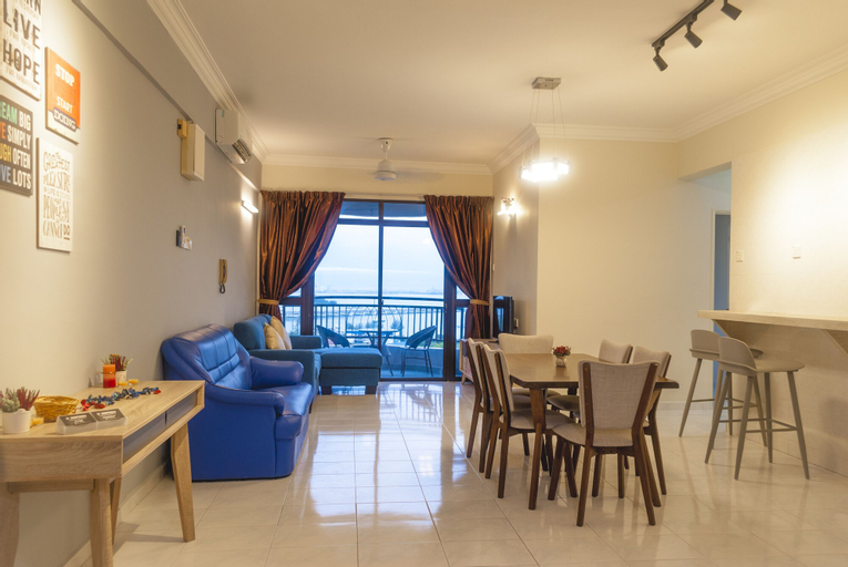 Panoramic 180 Cozy Suite by D Imperio Homestay, Pulau Penang