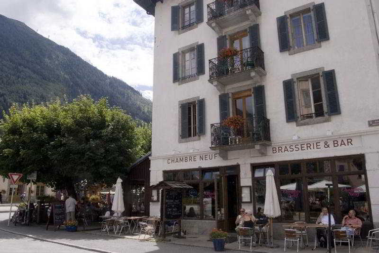 Langley hotel Gustavia, Haute-Savoie