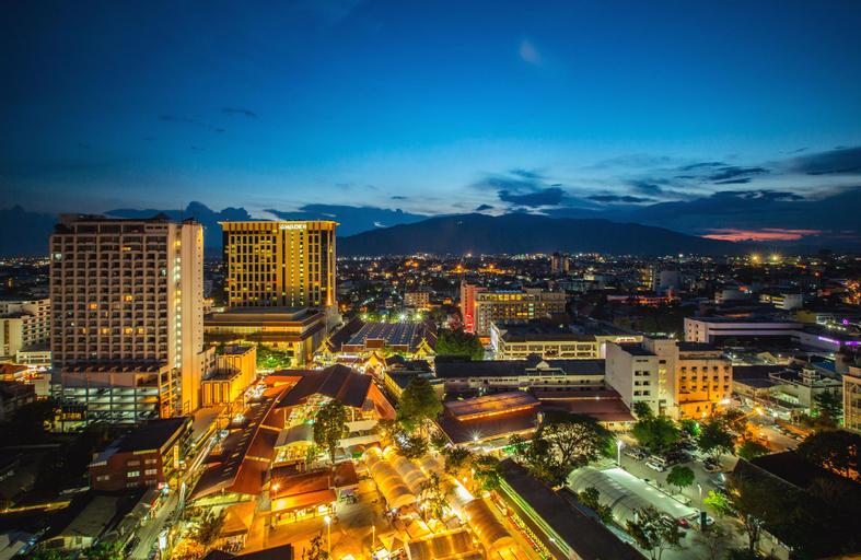 Brique Hotel Chiang Mai, Muang Chiang Mai