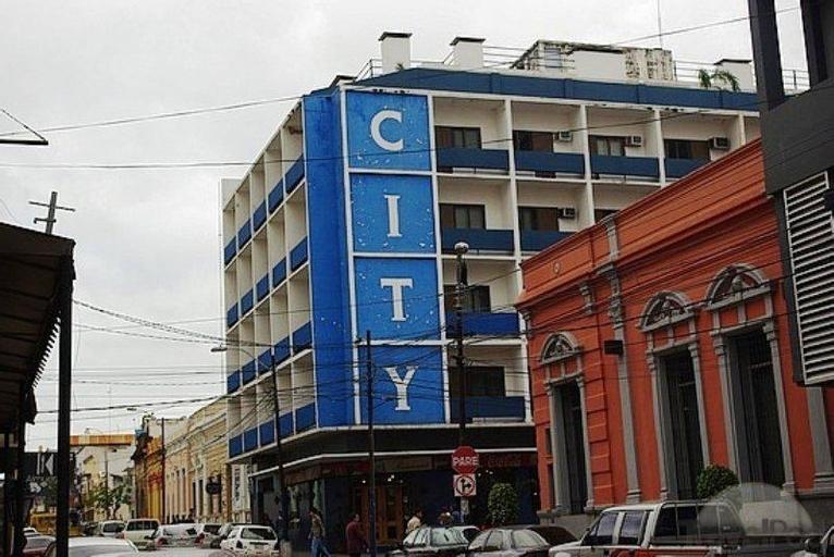 City Asuncion, Asunción