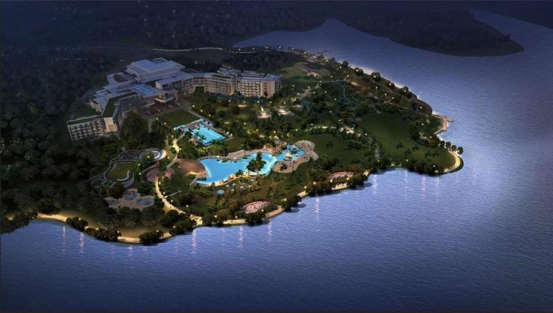 DoubleTree Resort by Hilton Hainan – Xinglong Lake, Hainan