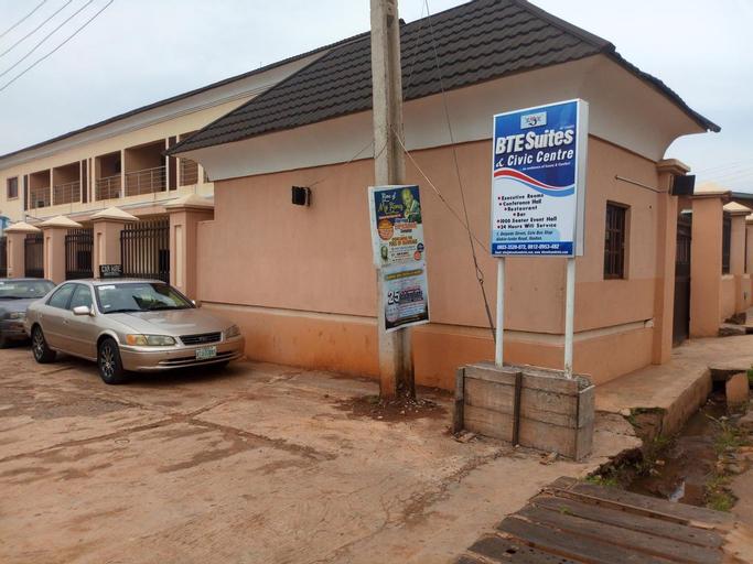 BTE Suites & Civic Center, Egbeda
