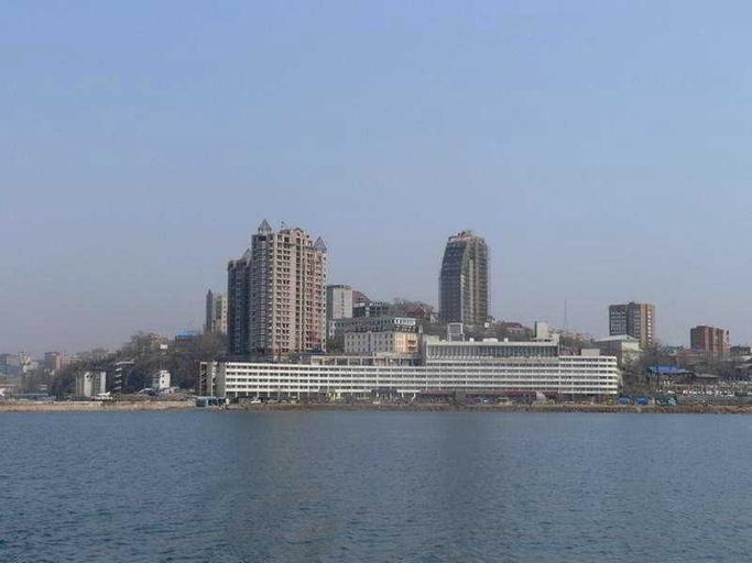 A Hotel Amur Bay, Vladivostok gorsovet