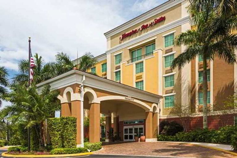 Hampton Inn & Suites Ft. Lauderdale Miramar, Broward