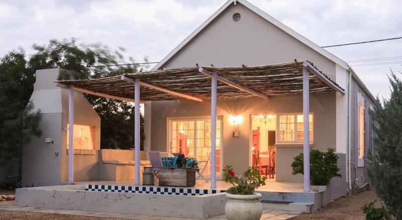 Bid Huisie, Central Karoo