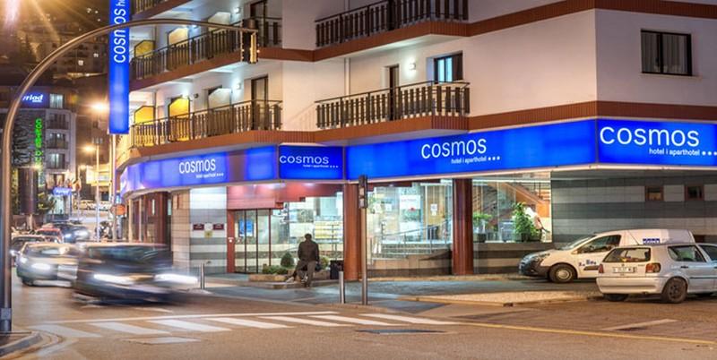 Cosmos Hotel,