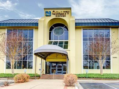 Quality Suites Hotel Rockville, Montgomery