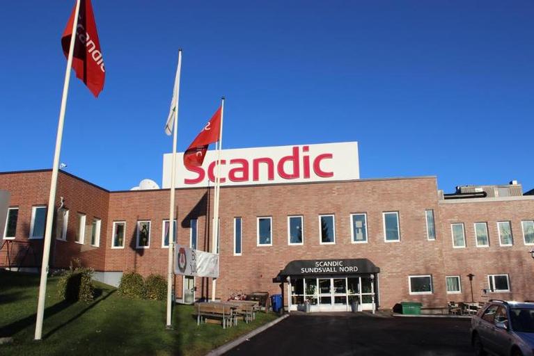 Scandic Sundsvall Nord, Sundsvall