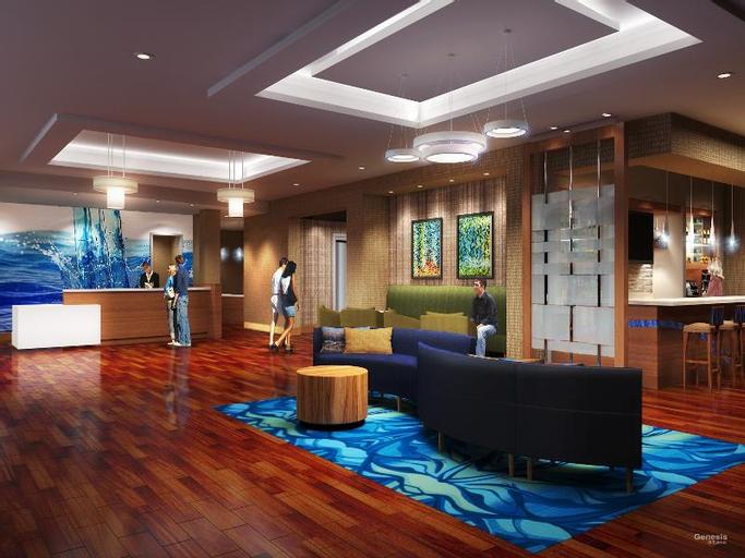 SpringHill Suites Orlando At Flamingo Crossings, Orange