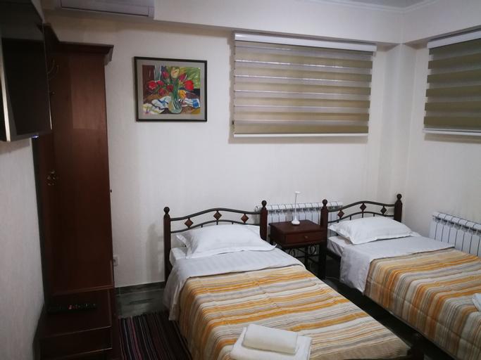 smArt Hotel Al Hayat, Biškek