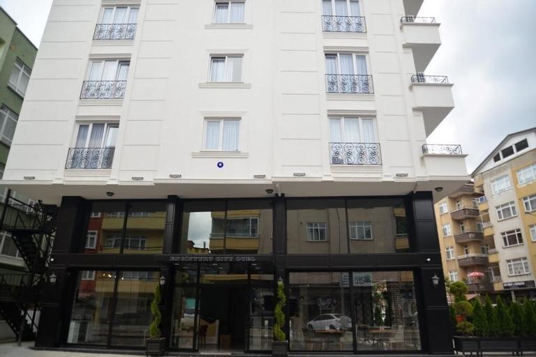Enginyurt City Hotel, Merkez