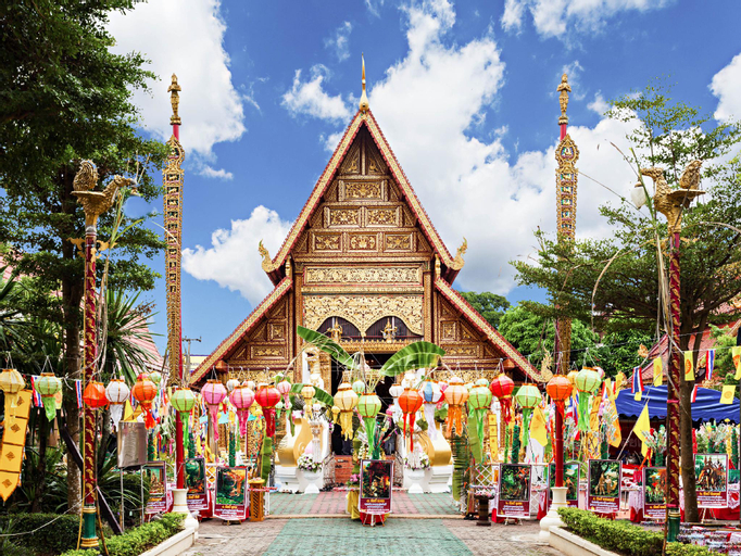 Pa Sak Tong, Muang Chiang Rai