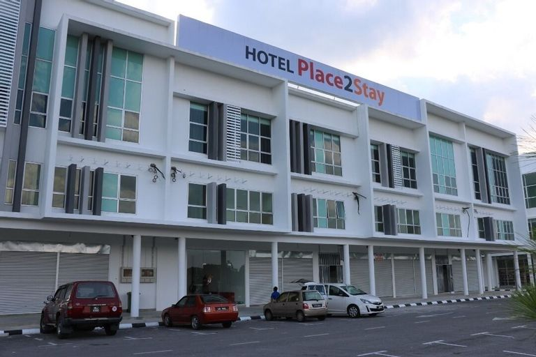 Place2stay Campus Hub, Samarahan