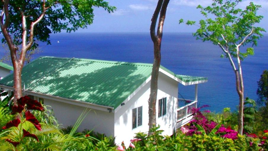 Nature's Paradise @ Marigot Bay,