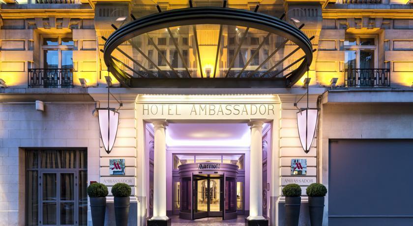 Paris Marriott Opera Ambassador, Paris