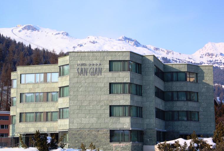 Sport & Wellnesshotel San Gian St. Moritz, Maloja
