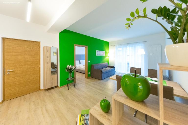 City Charme Apartment Deluxe, Bolzano