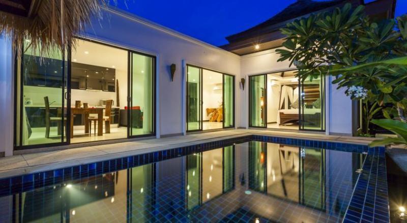 Villas Aelita Pool Villa Resort, Pulau Phuket