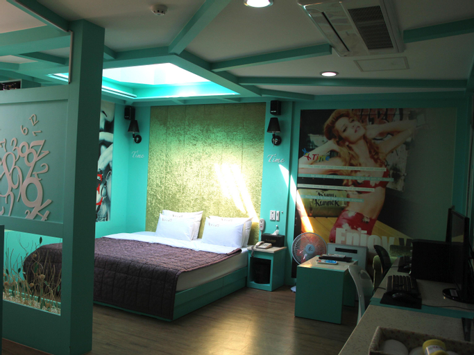 Time Motel Gyeongju, Gyeongju