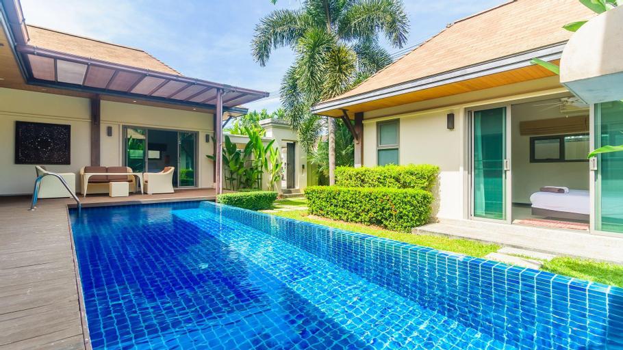 3 Bedrooms + 3 Bathrooms Villa in Nai Harn - 76773204, Pulau Phuket