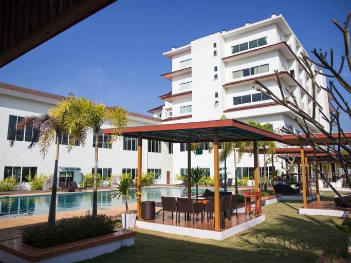 Monethong Hotel, Houixai