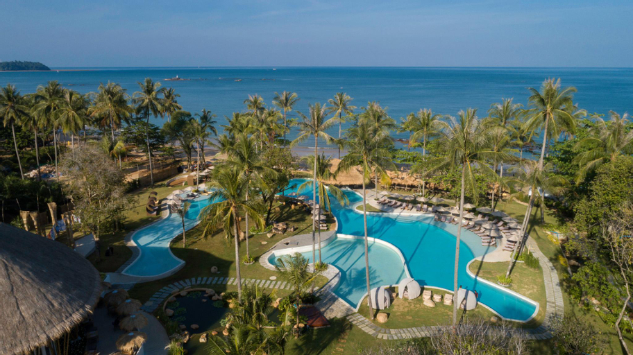 Eden Beach Resort and Spa, Thai Muang