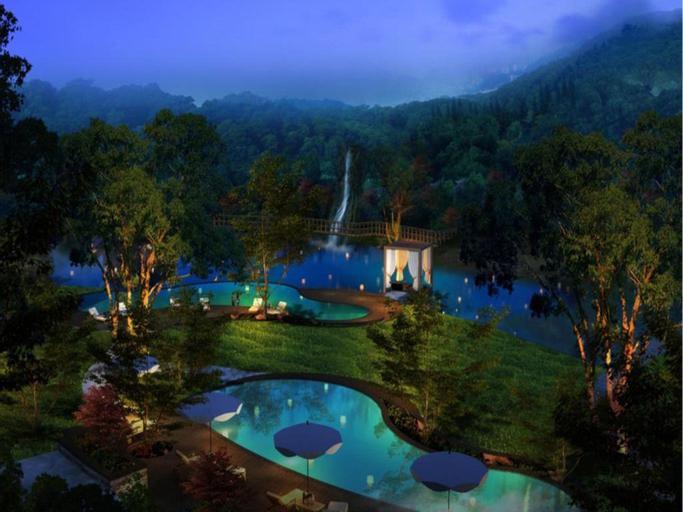Li Shui Woge Vacation Hotel, Börde
