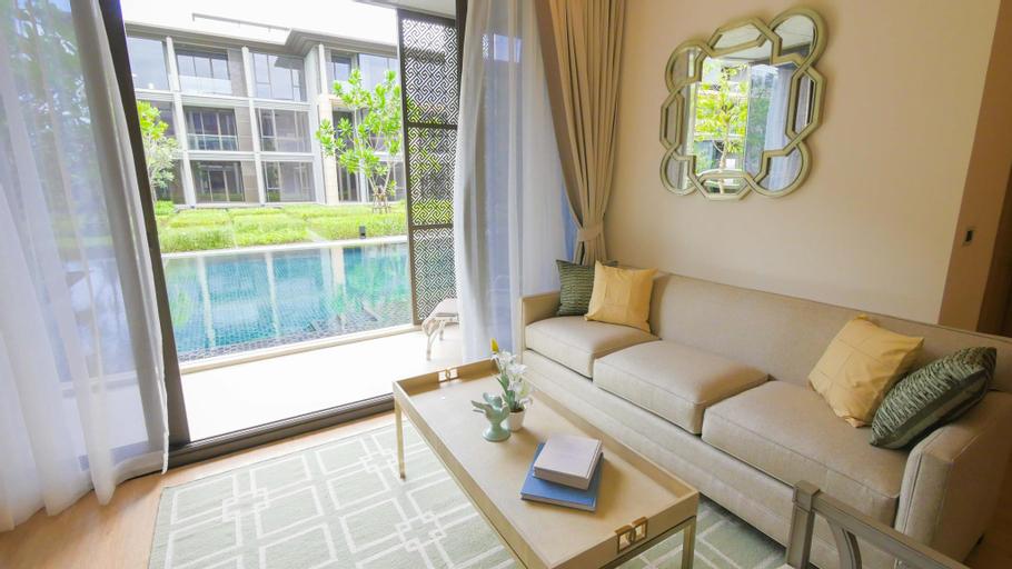 Oceanfront Luxury Apartment Pool Access room, Pulau Phuket