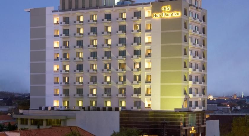Hotel Santika Pandegiling Surabaya, Surabaya