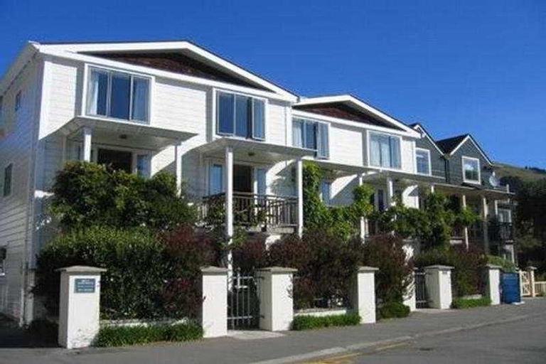 Bruce Apartments, Christchurch