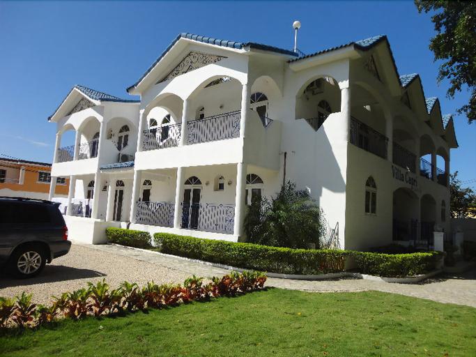 Hotel Villa Capri Salon & SPA, Boca Chica