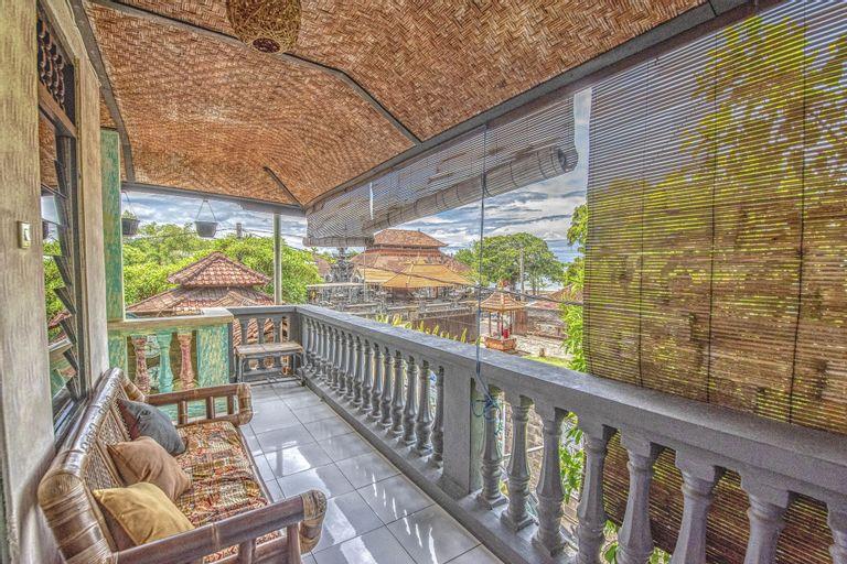 Lovina Central Hostel, Buleleng
