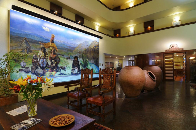 Almacruz Hotel y Centro de Convenciones (Ex Galerías), Santiago