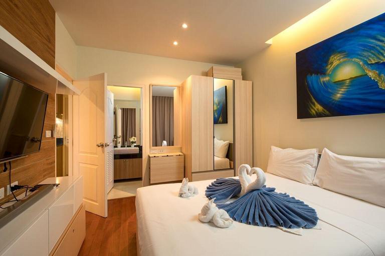1 Bedrooms + 1 Bathrooms Apartment in Nai Harn - 23646263, Pulau Phuket
