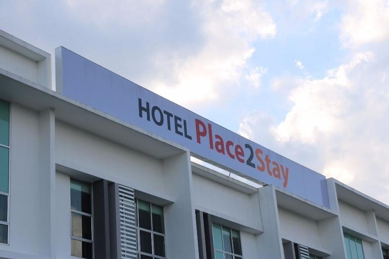 Place2stay Campus Hub, Samarahan